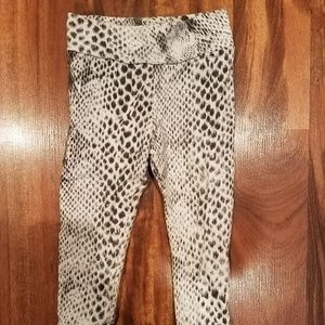 Small shop Grunge Babies joggers size 18/24 months